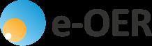 e-OER logo